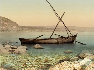 the-jesus-boat-at-the-sea-of-galilee-miki-karni
